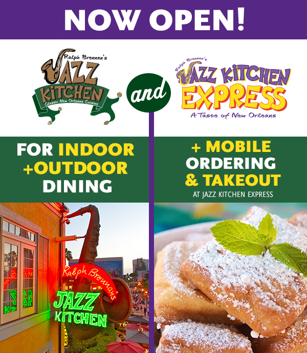 Now Open for Indoor and Outdoor Dining plus Mobile Ordering and Takeout at JK Express.  Click for details.