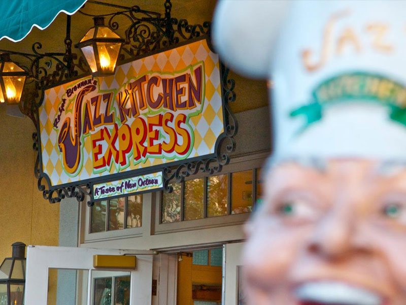 Photo of Jazz Kitchen Express outside