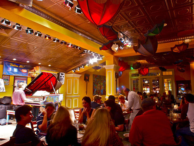 Downtown Disney District Restaurant : Traditional New Orleans ...