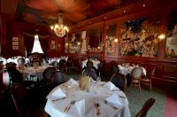 Queens Room- our elegant medium sized dining  room on our 2nd floor